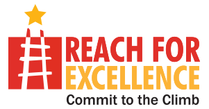 Reach for Excellence Logo